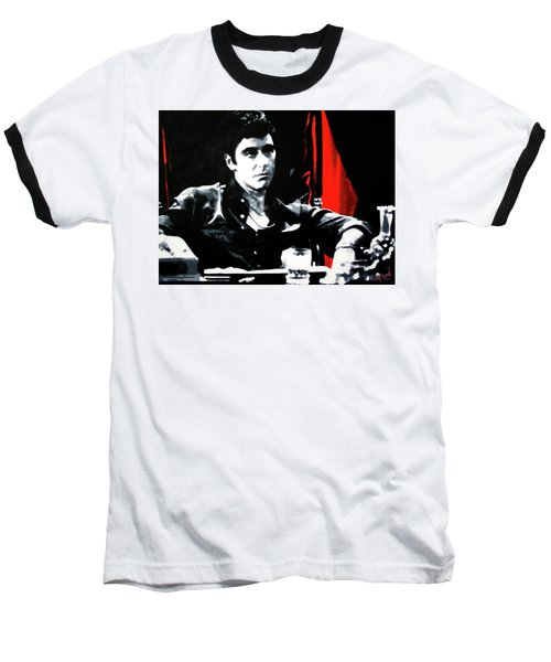 Scarface Baseball T-Shirt