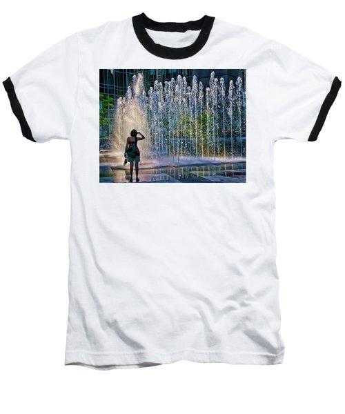 Should I? Baseball T-Shirt