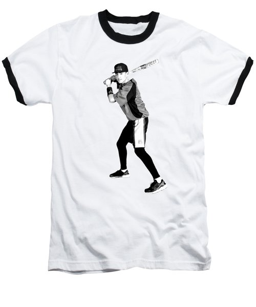 Southwest Aztecs Baseball Organization Baseball T-Shirt by Nicholas Grunas