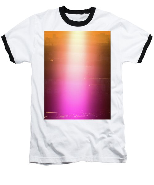 Baseball T-Shirt featuring the photograph Spiritual Light by Tatsuya Atarashi