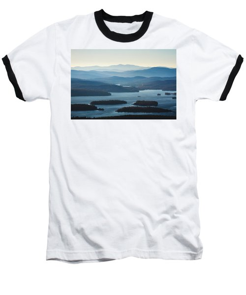 Squam Lake Baseball T-Shirt