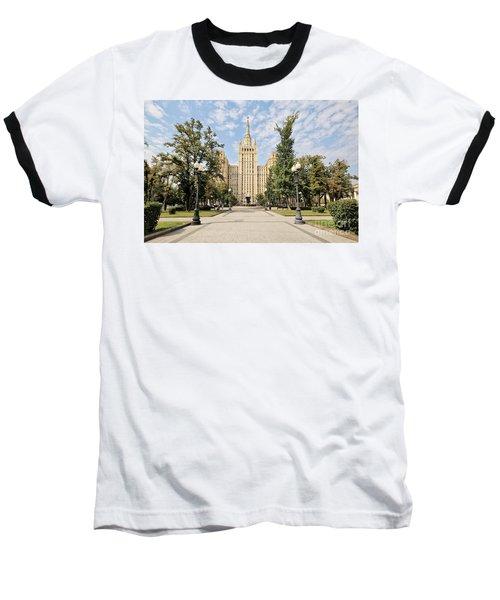 Kudrinskaya Square Baseball T-Shirt