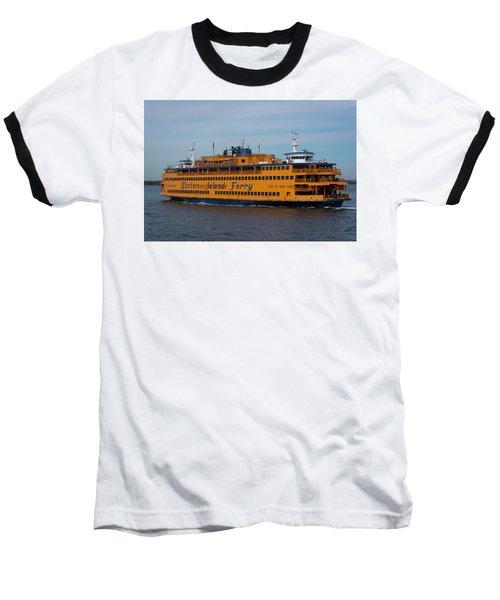 Staten Island Ferry Baseball T-Shirt