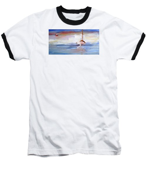 Stillness Baseball T-Shirt