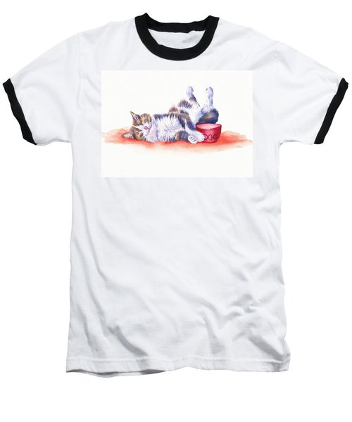 Stolen Lunch Baseball T-Shirt