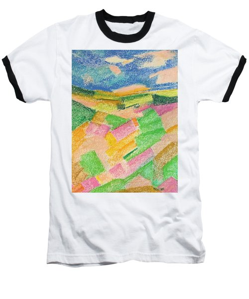 Summer Fields  Baseball T-Shirt