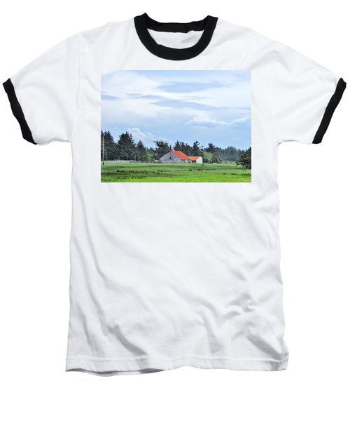 The Farm Baseball T-Shirt