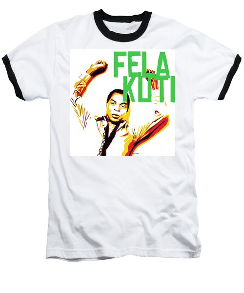 The First Black President Baseball T-Shirt