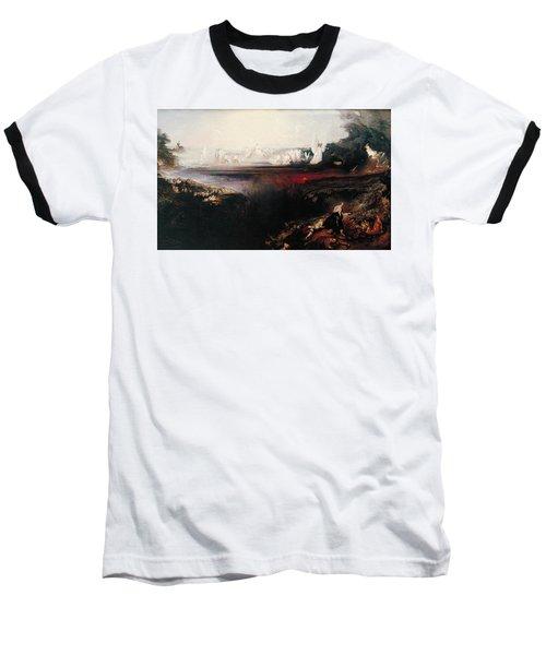 The Last Judgement Baseball T-Shirt