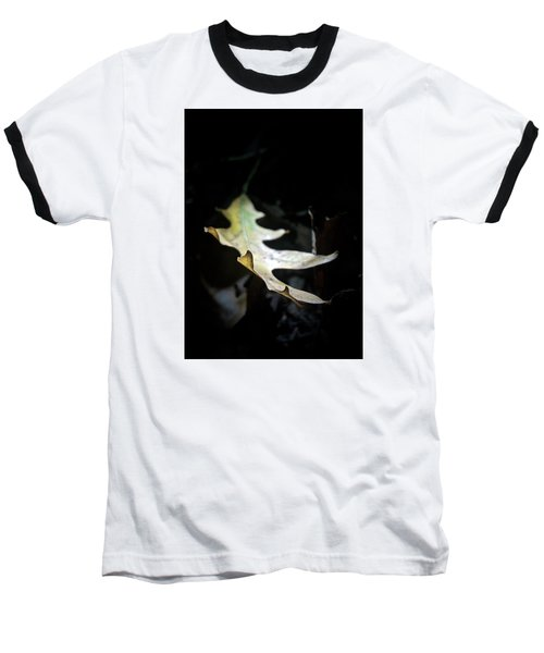 The Leaf Baseball T-Shirt by Tim Good