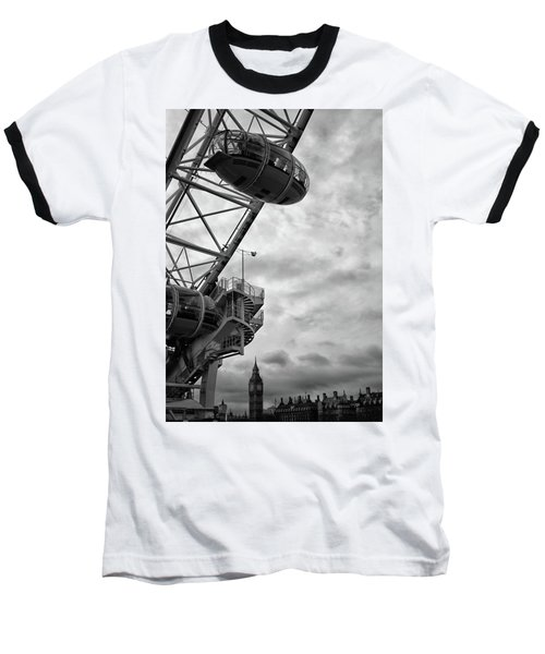 The London Eye Baseball T-Shirt