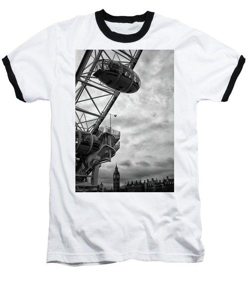 The London Eye Baseball T-Shirt