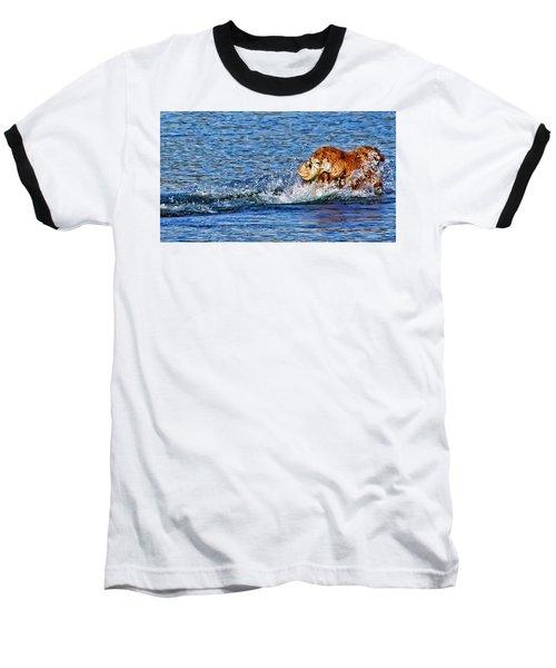 There She Goes Baseball T-Shirt