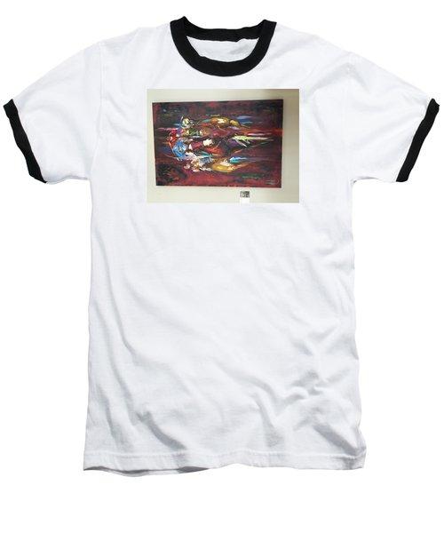 Thunder Baseball T-Shirt