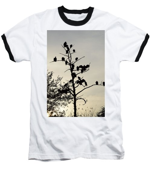 Tree For The Hungry Baseball T-Shirt