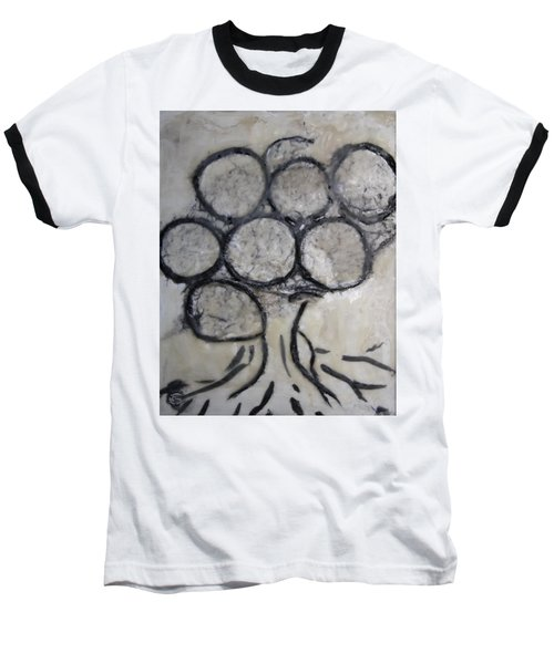 Tree Of Knowledge Baseball T-Shirt
