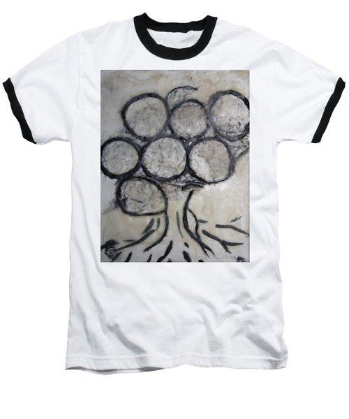 Tree Of Knowledge Baseball T-Shirt