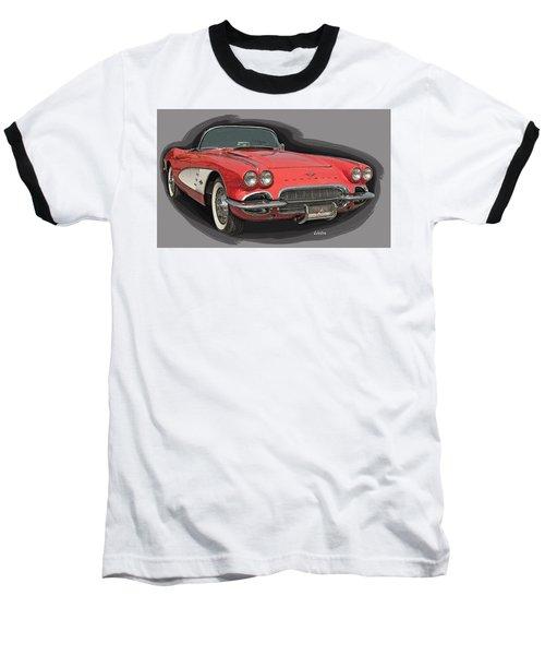 Vette Baseball T-Shirt