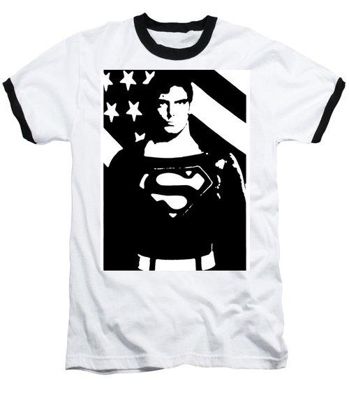 Waiting For Superman Baseball T-Shirt