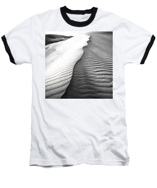 Wave Theory V Baseball T-Shirt by Ryan Weddle
