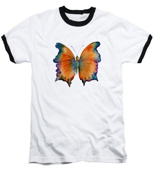 1 Wizard Butterfly Baseball T-Shirt by Amy Kirkpatrick