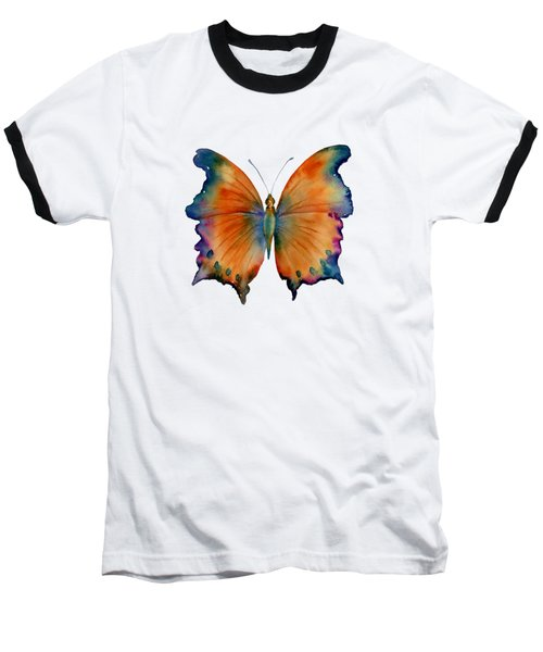 1 Wizard Butterfly Baseball T-Shirt