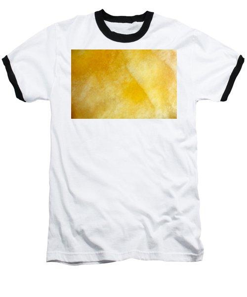 Yellow Baseball T-Shirt by Corinne Rhode
