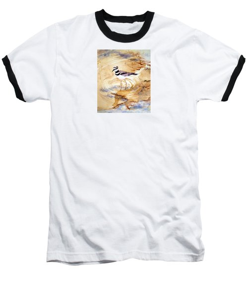 Yellowstone Killdeer Baseball T-Shirt