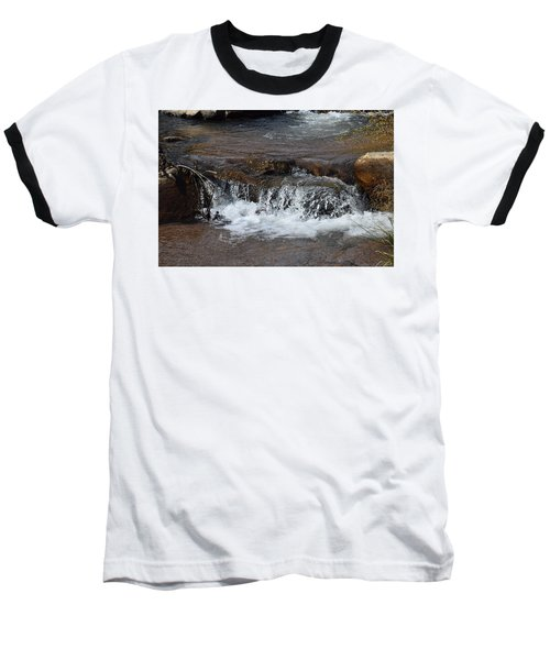Waterfall Westcliffe Co Baseball T-Shirt