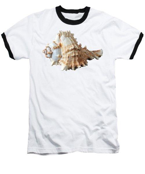Baseball T-Shirt featuring the photograph Sea Shell by George Atsametakis