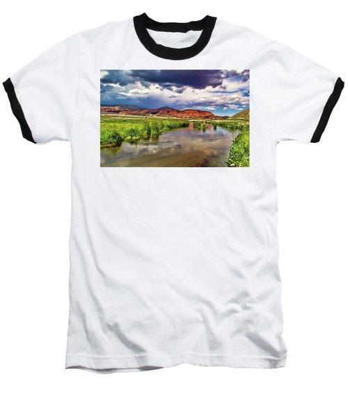 Mountain Lake Baseball T-Shirt