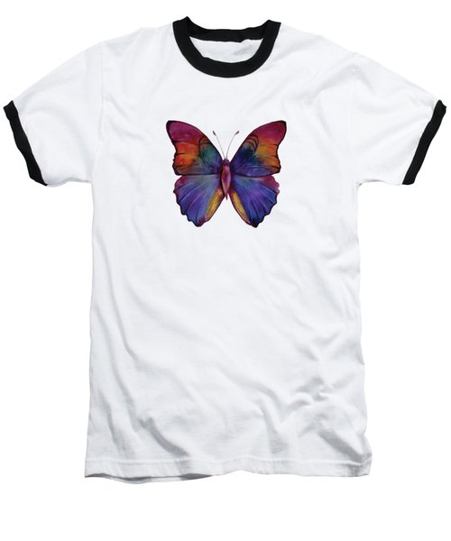 13 Narcissus Butterfly Baseball T-Shirt