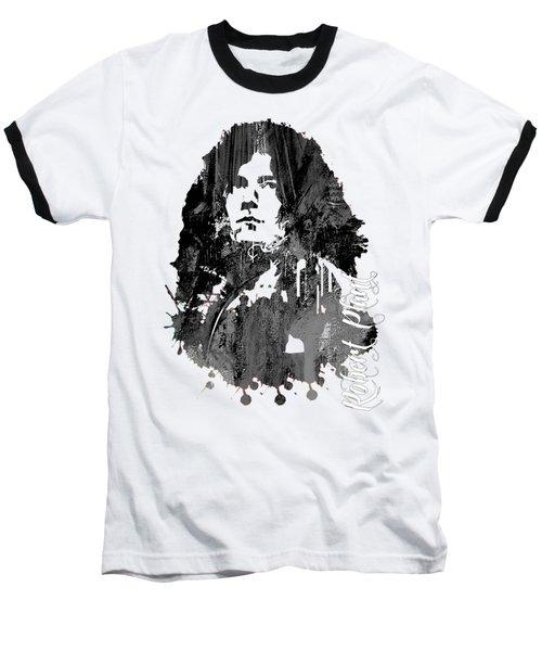Robert Plant Collection Baseball T-Shirt