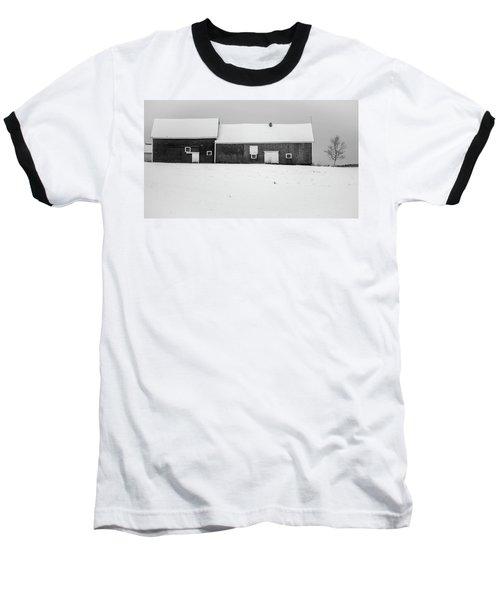 Down East Maine  Baseball T-Shirt