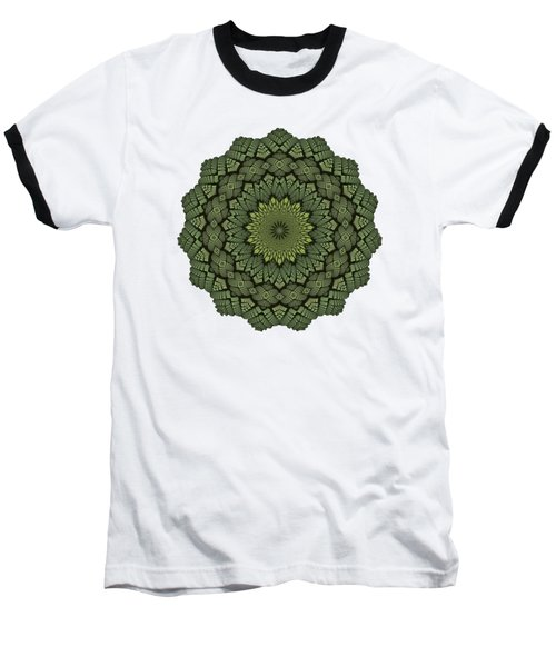 15 Symmetry Celery Bulb Baseball T-Shirt