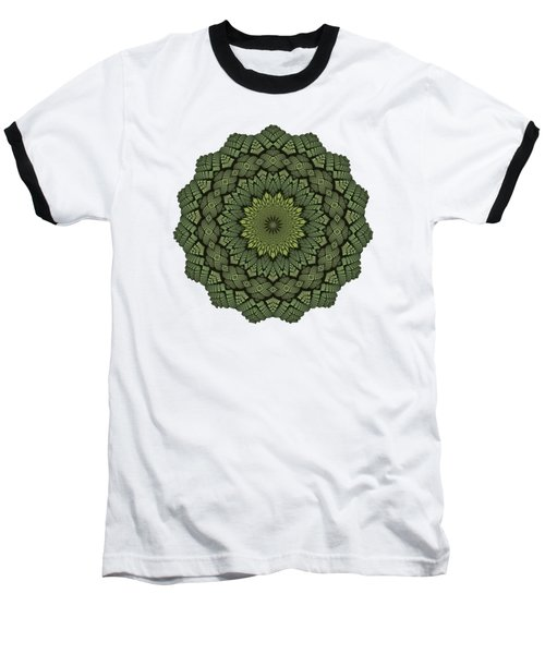 15 Symmetry Celery Bulb Baseball T-Shirt