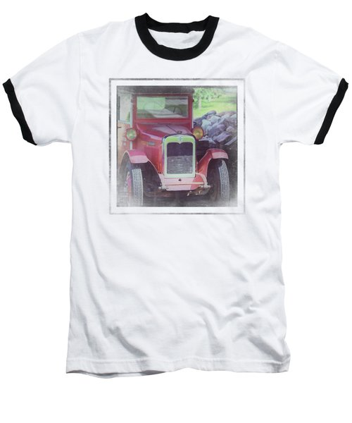 1920 International Farm Truck Baseball T-Shirt