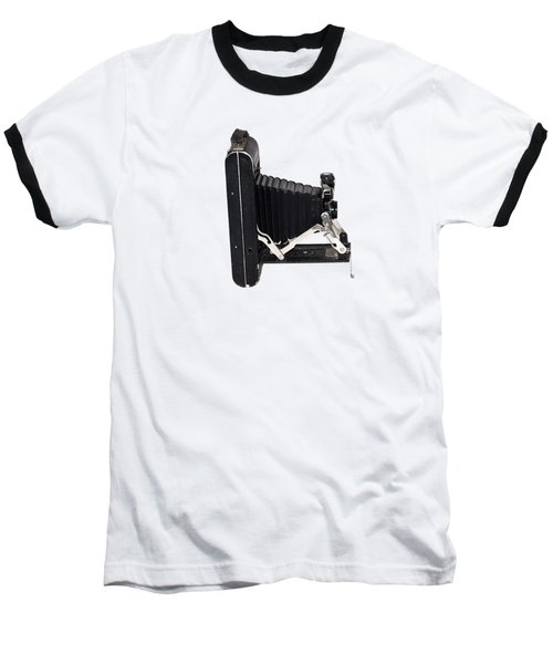 1921 Kodak A 116 Folding Bellows Camera  Baseball T-Shirt