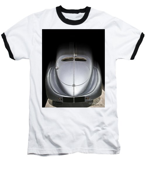 1926 Bugatti Rear Baseball T-Shirt