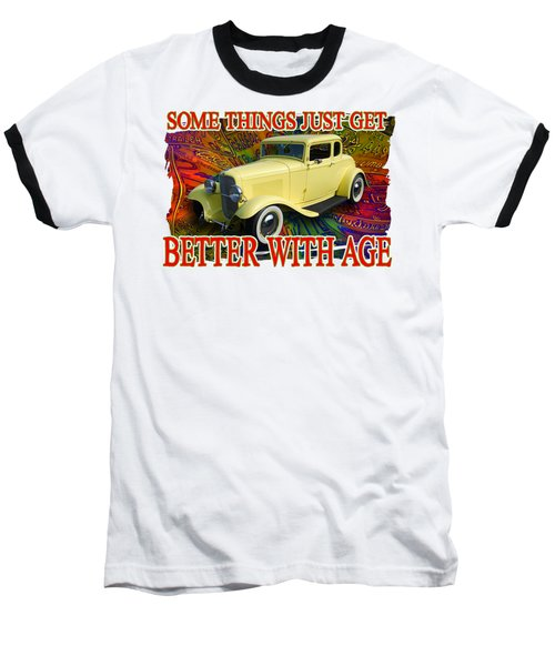1932 Ford Coupe Baseball T-Shirt