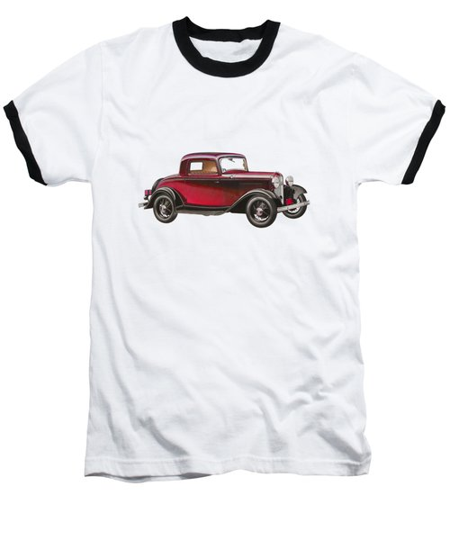 1932 Ford Deluxe Baseball T-Shirt
