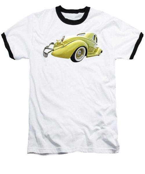 1935 Ford Coupe Baseball T-Shirt by Gill Billington