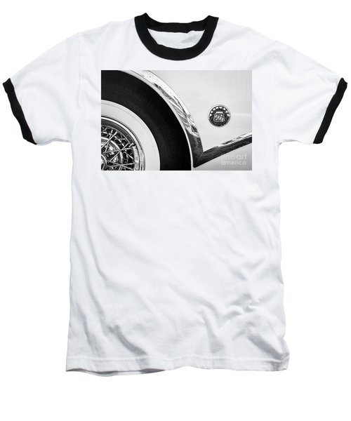 Baseball T-Shirt featuring the photograph 1953 Buick Abstract  by Dennis Hedberg