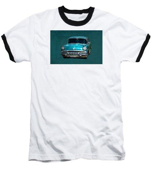 1957 Pontiac Bonneville Baseball T-Shirt