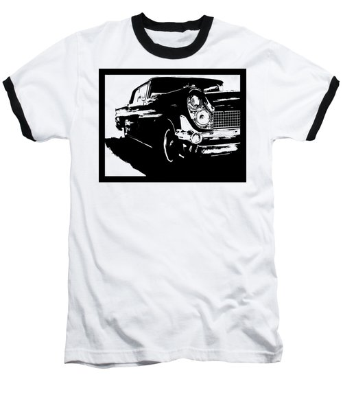 1959 Lincoln Continental Tee Baseball T-Shirt