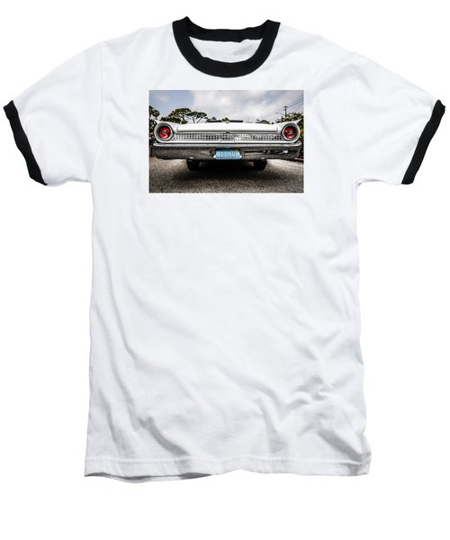 1961 Ford Galaxie 500 Baseball T-Shirt