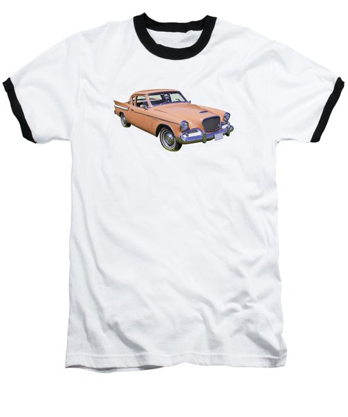 1961 Studebaker Hawk Coupe Baseball T-Shirt