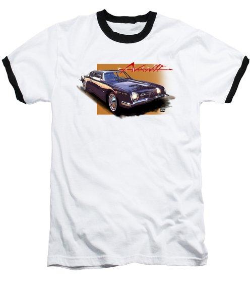 1963 Avanti Baseball T-Shirt