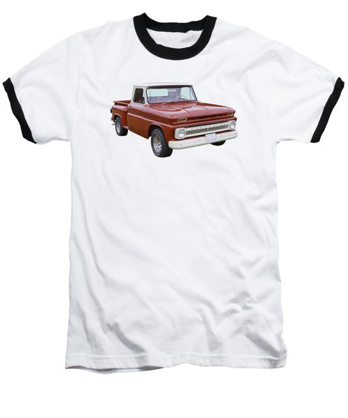 1965 Chevrolet Pickup Truck Baseball T-Shirt