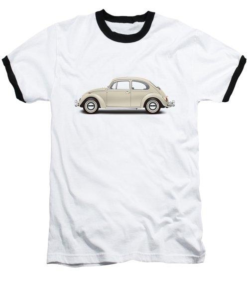 1965 Volkswagen 1200 Deluxe Sedan - Panama Beige Baseball T-Shirt